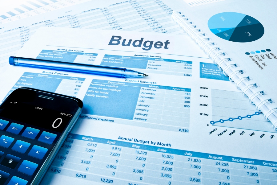 How to build and approve your startup's budget